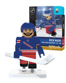 New York Rangers RICK NASH Home Uniform Limited Edition OYO Minifigure