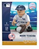 New York Yankees MARK TEIXEIRA Limited Edition OYO Minifigure