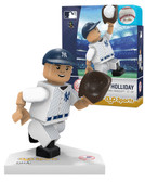 New York Yankees MATT HOLLIDAY Limited Edition OYO Minifigure