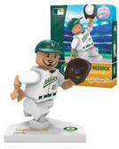 Oakland Athletics JOSH REDDICK Limited Edition OYO Minifigure