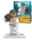 Oakland Athletics SONNY GRAY Limited Edition OYO Minifigure