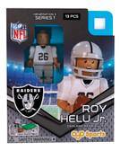 Oakland Raiders ROY HELU Jr. Limited Edition OYO Minifigure