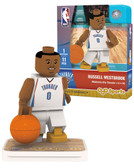 Oklahoma City Thunder RUSSELL WESTBROOK Home Uniform Limited Edition OYO Minifigure
