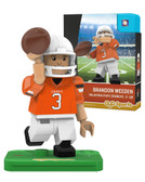 Oklahoma State Cowboys BRANDON WEEDEN College Legend Limited Edition OYO Minifigure