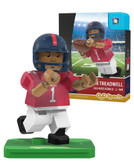 Ole Miss Rebels LAQUON TREADWELL College Legend Limited Edition OYO Minifigure