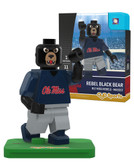 Ole Miss Rebels Mascot Limited Edition OYO Minifigure