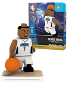 Orlando Magic SERGE IBAKA Home Uniform Limited Edition OYO Minifigure