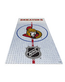 Ottawa Senators 0 1 24X48 DISPLAY BRICK OYO Playset