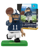 Penn State Nittany Lions MATTHEW MCGLOIN College Legend Limited Edition OYO Minifigure
