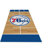 Philadelphia 76ers 0 1 24X48 DISPLAY BRICK OYO Playset