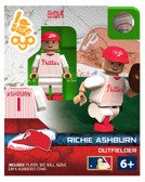 Philadelphia Phillies Richie Ashburn Hall of Fame Limited Edition OYO Minifigure