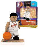 Phoenix Suns DEVIN BOOKER Home Uniform Limited Edition OYO Minifigure