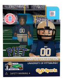 PITT Panthers Campus Series Limited Edition OYO Minifigure