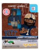 PITT Panthers LARRY FITZGERALD College Legend Limited Edition OYO Minifigure