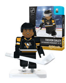 Pittsburgh Penguins TREVOR DALEY Home Uniform Limited Edition OYO Minifigure