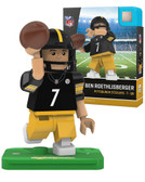 Pittsburgh Steelers BEN ROETHLISBERGER Limited Edition OYO Minifigure