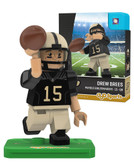 Purdue Boilermakers DREW BREES College Legend Limited Edition OYO Minifigure