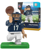 San Diego Chargers PHILIP RIVERS Limited Edition OYO Minifigure