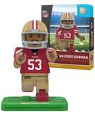 San Francisco 49ers NAVORRO BOWMAN Limited Edition OYO Minifigure