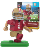 San Francisco 49ers PHIL DAWSON Limited Edition OYO Minifigure