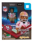 San Francisco 49ers REGGIE BUSH Limited Edition OYO Minifigure