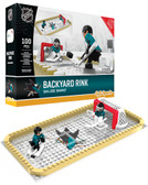 San Jose Sharks Backyard Rink Set OYO Playset