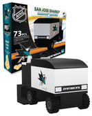 San Jose Sharks N/A N/A Hockey Zamboni Set OYO Playset