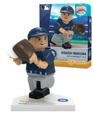 Seattle Mariners HISASHI IWAKUMA Limited Edition OYO Minifigure
