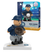 Seattle Mariners MIKE ZUNINO Limited Edition OYO Minifigure
