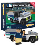 Seattle Mariners Trainer Cart OYO Playset