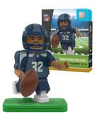 Seattle Seahawks CHRISTINE MICHAEL Limited Edition OYO Minifigure