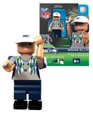 Seattle Seahawks Mamma Blue Fan N/A Mamma Blue Fan Limited Edition OYO Minifigure