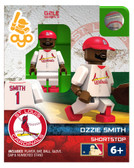 St. Louis Cardinals Ozzie Smith Hall of Fame Limited Edition OYO Minifigure