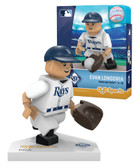 Tampa Bay Rays EVAN LONGORIA Limited Edition OYO Minifigure