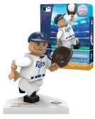 Tampa Bay Rays KEVIN KIERMAIER Limited Edition OYO Minifigure