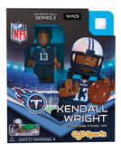 Tennessee Titans KENDALL WRIGHT Limited Edition OYO Minifigure