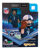 Tennessee Titans ZACH METTENBERGER Limited Edition OYO Minifigure