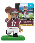 Texas A&M Aggies RYAN TANNEHILL College Legend Limited Edition OYO Minifigure