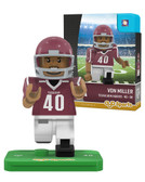 Texas A&M Aggies VON MILLER College Legend Limited Edition OYO Minifigure