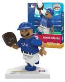 Texas Rangers NOMAR MAZARA Limited Edition OYO Minifigure