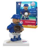 Texas Rangers ROBINSON CHIRINOS Limited Edition OYO Minifigure