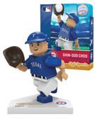 Texas Rangers SHIN-SOO CHOO Limited Edition OYO Minifigure