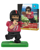 Texas Tech Red Raiders WES WELKER College Legend Limited Edition OYO Minifigure
