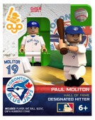 Toronto Blue Jays Paul Molitor Hall of Fame Limited Edition OYO Minifigure