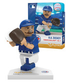 Toronto Blue Jays R.A. DICKEY Limited Edition OYO Minifigure