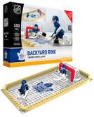 Toronto Maple Leafs Backyard Rink Set OYO Playset