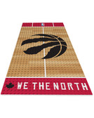 Toronto Raptors 0 1 24X48 DISPLAY BRICK OYO Playset
