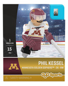 University of Minnesota Golden Gophers PHIL KESSEL Campus Legend Home Uniform Limited Edition OYO Minifigure