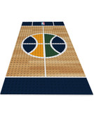 Utah Jazz 0 1 24X48 DISPLAY BRICK OYO Playset