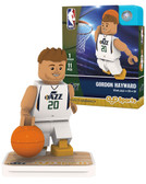 Utah Jazz GORDON HAYWARD Home Uniform Limited Edition OYO Minifigure